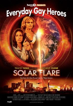 Solar Flare - Movie Poster (thumbnail)