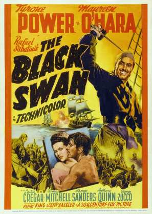 The Black Swan - Movie Poster (thumbnail)
