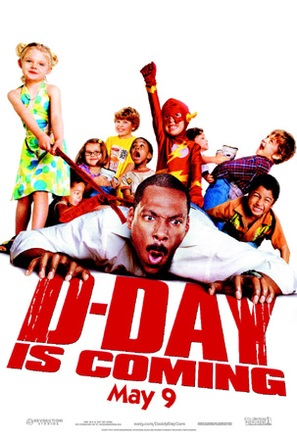 Daddy Day Care - Movie Poster (thumbnail)
