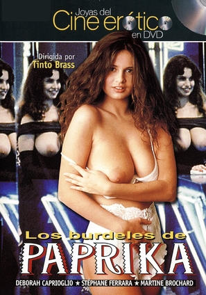 Paprika - Spanish Movie Cover (thumbnail)