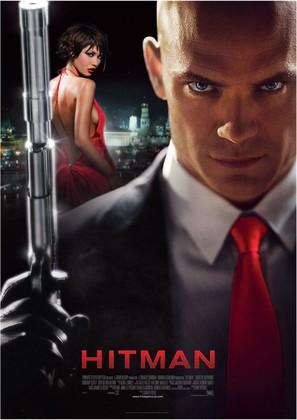 Hitman - Movie Poster (thumbnail)