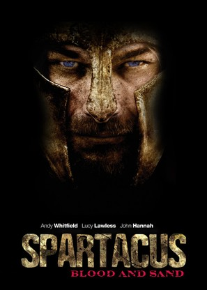 """Spartacus: Blood And Sand"" - Movie Poster (thumbnail)"