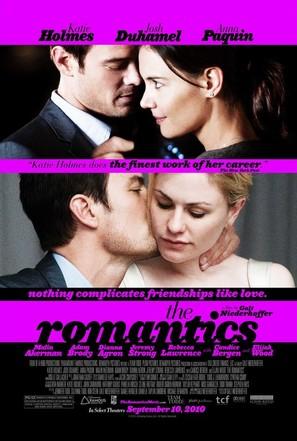 The Romantics - Theatrical poster (thumbnail)
