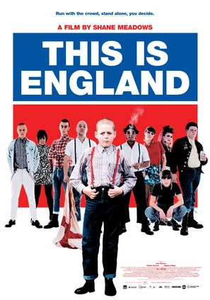 This Is England - Swedish Movie Poster (thumbnail)