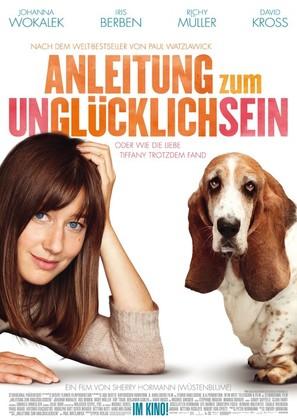 Anleitung zum Unglücklichsein - German Movie Poster (thumbnail)