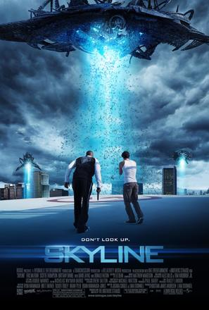 Skyline - Theatrical poster (thumbnail)