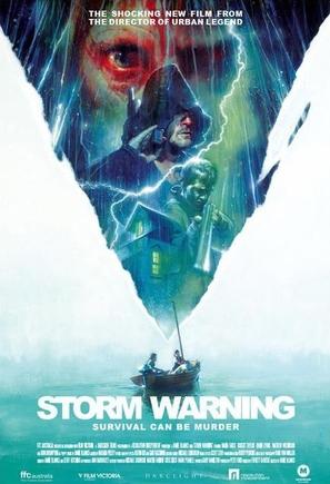 Storm Warning - Movie Poster (thumbnail)