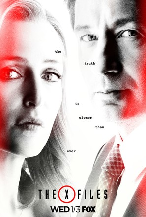 """The X Files"" - Movie Poster (thumbnail)"