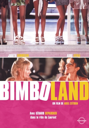 Bimboland - French Movie Poster (thumbnail)