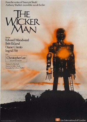 The Wicker Man - British Movie Poster (thumbnail)