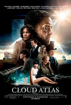Cloud Atlas - Movie Poster (thumbnail)