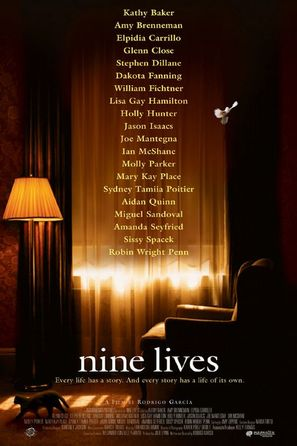 Nine Lives - Movie Poster (thumbnail)