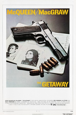 The Getaway - Movie Poster (thumbnail)
