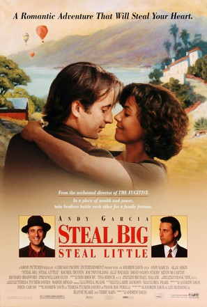 Steal Big Steal Little - Movie Poster (thumbnail)