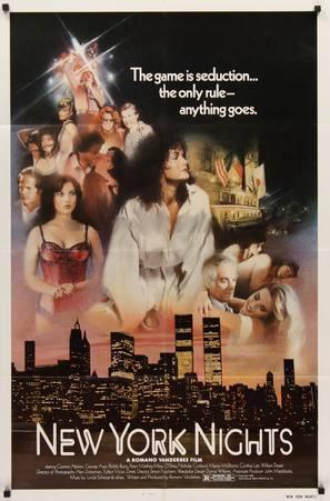 New York Nights - Movie Poster (thumbnail)
