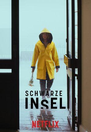 Schwarze Insel - German Movie Poster (thumbnail)