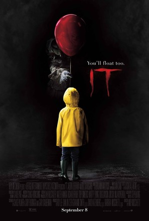 It - Movie Poster (thumbnail)