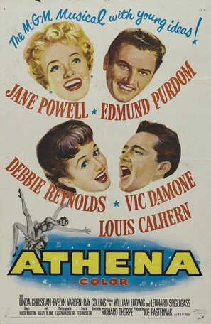 Athena - Movie Poster (thumbnail)