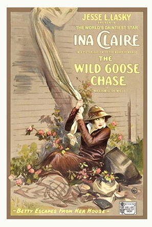 The Wild Goose Chase - Movie Poster (thumbnail)