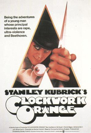 A Clockwork Orange - Movie Poster (thumbnail)