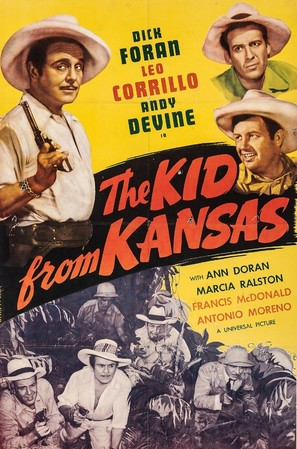 The Kid from Kansas - Movie Poster (thumbnail)