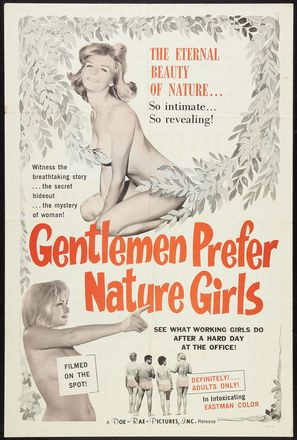 Gentlemen Prefer Nature Girls - Movie Poster (thumbnail)