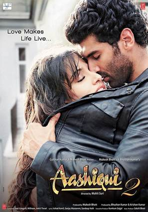 Aashiqui 2 - Indian Movie Poster (thumbnail)