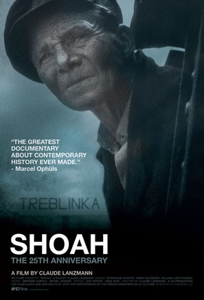 Shoah - Movie Poster (thumbnail)