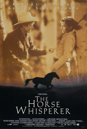 The Horse Whisperer - Movie Poster (thumbnail)