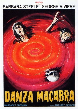 Danza macabra - Italian Movie Poster (thumbnail)