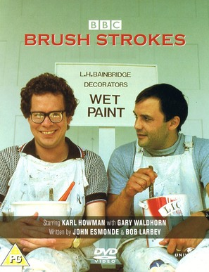 """Brush Strokes"" - DVD movie cover (thumbnail)"