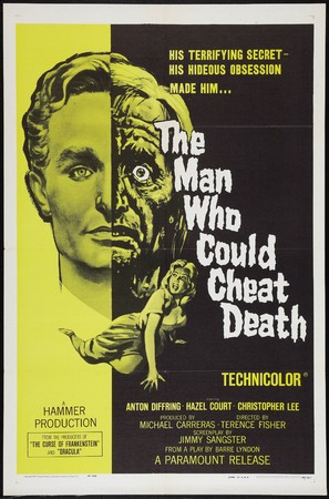 The Man Who Could Cheat Death - Movie Poster (thumbnail)