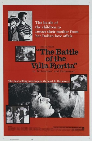 The Battle of the Villa Fiorita - Movie Poster (thumbnail)
