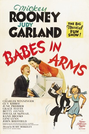 Babes in Arms - Movie Poster (thumbnail)