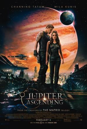 Jupiter Ascending - Movie Poster (thumbnail)
