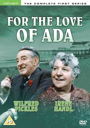 """For the Love of Ada"" - British DVD cover (thumbnail)"