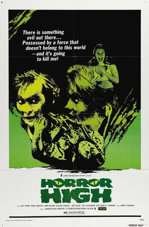 Horror High - Movie Poster (thumbnail)