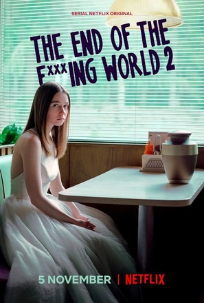 """""""The End of the F***ing World"""" - British Movie Poster (thumbnail)"""