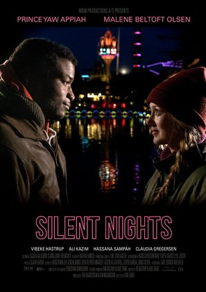 Silent Nights - Danish Movie Poster (thumbnail)