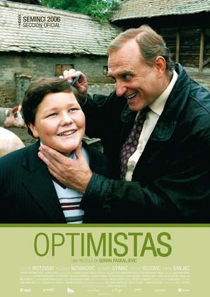 Optimisti - Spanish Movie Poster (thumbnail)