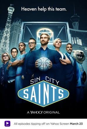 """Sin City Saints"" - Movie Poster (thumbnail)"