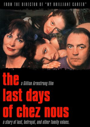 The Last Days of Chez Nous - DVD movie cover (thumbnail)