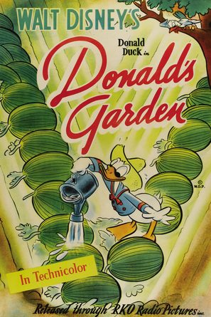 Donald's Garden