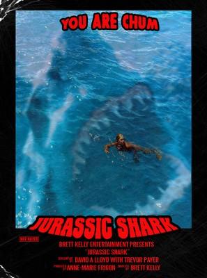Jurassic Shark - Canadian Movie Poster (thumbnail)