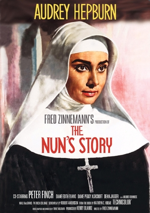 The Nun's Story - Movie Poster (thumbnail)