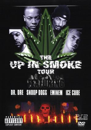 The Up in Smoke Tour - Movie Cover (thumbnail)