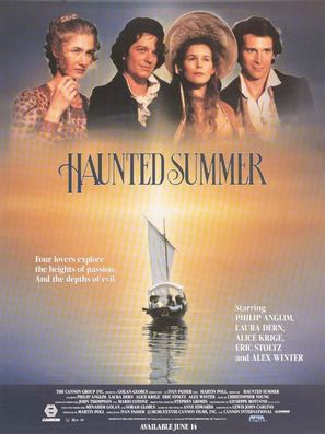 Haunted Summer - Movie Poster (thumbnail)