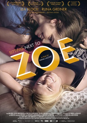 Sitting Next to Zoe - Swiss Movie Poster (thumbnail)
