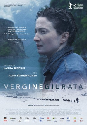 Vergine giurata - Italian Movie Poster (thumbnail)