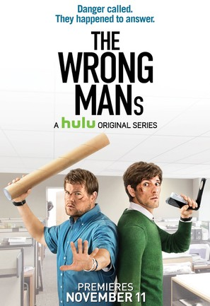 """The Wrong Mans"" - Movie Poster (thumbnail)"